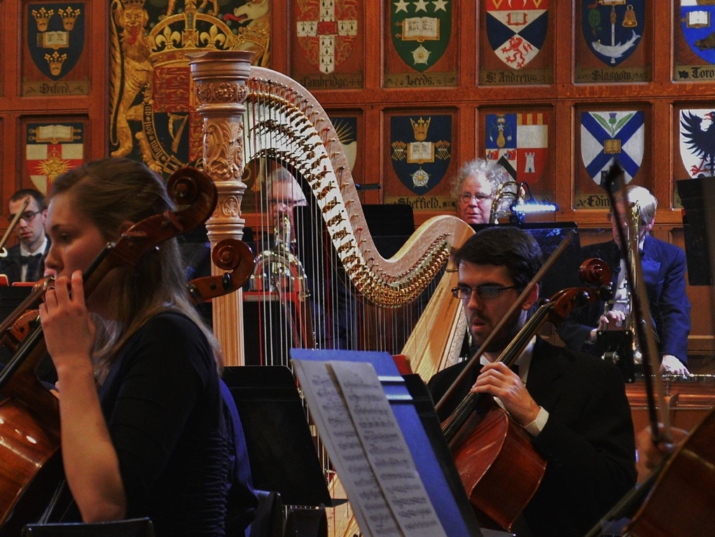 University of toronto new york ny an evening of music for House music orchestra
