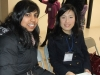 Andrea Fernandes (BSCP 2009 PHM) and Shirley Wong (BSCP 2009 PHM).